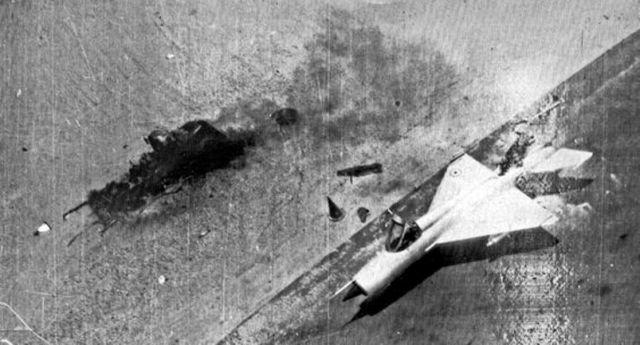 MiG 21 - GUERRA DOS SEIS DIAS: O papel da surpresa e da dissimulação na guerra moderna