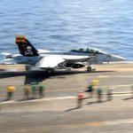 Marinha dos EUA pode adquirir até 80 novos F/A-18E/F Super Hornet