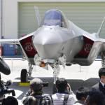 VÍDEO: Mitsubishi faz 'Roll Out' do primeiro caça F-35A montado no Japão