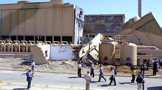 reator - 36 anos da Operação Opera, o ataque israelense ao reator nuclear iraquiano