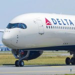 Airbus entrega o primeiro A350-900 para Delta Airlines