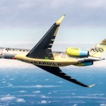 Programa de testes do jato executivo Global 7000 ultrapassa 500 horas de voo