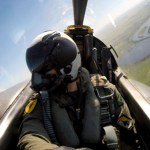 OPERAÇÃO PRÉ FRONTEIRA SUL II: Jatos AF-1 da Marinha realizam missão de apoio aéreo sobre o Pantanal