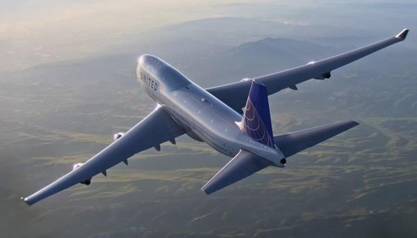 01 united b747400 UnitedAirlines 600x342 - United Airlines anuncia último voo de suas aeronaves Boeing 747