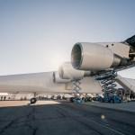 Maior aeronave do mundo inicia os testes dos motores