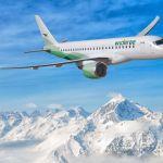 Embraer confirma entrega do primeiro E190-E2 em abril de 2018