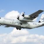 Voa o segundo cargueiro LM-100J da Lockheed Martin