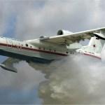 Ministério de Emergências da Rússia vai receber mais seis aviões anfíbios Be-200ChS