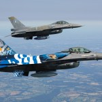 EUA aprovam venda de pacote de atualização para caças F-16 da Grécia
