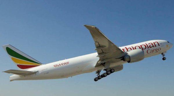 Ethiopian Cargo Boeing 777F for web 696x387 600x334 - DUBAI AIRSHOW: Boeing e Ethiopian Airlines anunciam encomenda para quatro cargueiros 777F