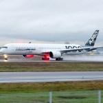 Airbus A350-1000 inicia turnê de demonstrações no Oriente Médio e Ásia-Pacífico