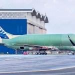Airbus completa montagem do primeiro Beluga XL