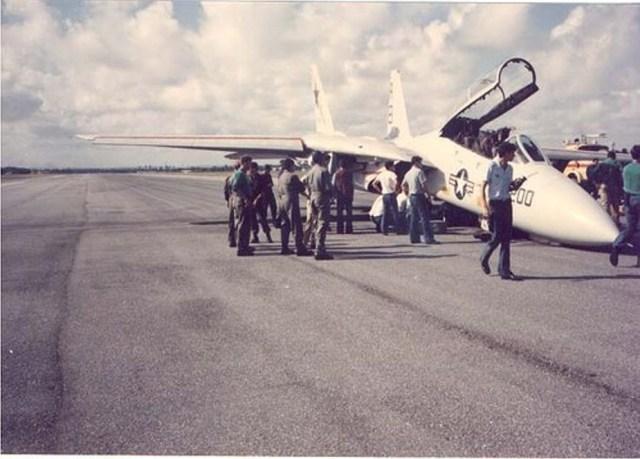 F 14 tomcat no brasil 6 - Um felino ferido no Brasil
