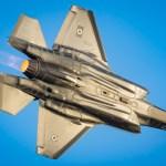 Por que Israel não usou o F-35I nos recentes ataques na Síria?