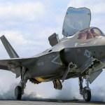Japão quer os caças F-35B para basear em ilhas remotas e no Izumo