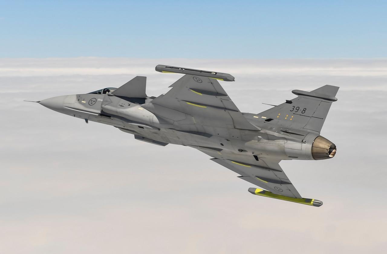 Saab destacará sua ampla linha de produtos de defesa no Singapore Airshow  2018 7c85a332f9