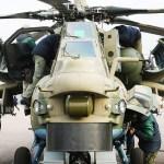 Rússia deve receber primeiros helicópteros de ataque Mi-28NM em 2018