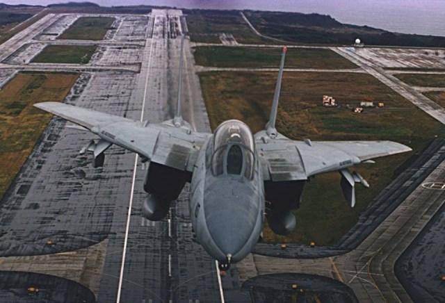 F 14 TomCat - GUERRA FRIA: A tecnologia que o F-14 Tomcat herdou