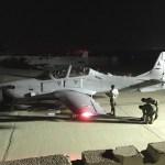 Aeronaves A-29 com armas guiadas a laser ajudam a Força Aérea Afegã no combate ao Talibã