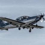IMAGENS: Voa pela primeira vez o DART-550 da Diamond Aircraft