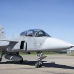 FAB: Militares são capacitados em avaliação da aeronave Gripen