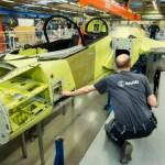 Saab promove conferência para futuros fornecedores da fábrica de aeroestruturas