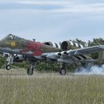 IMAGENS: Jatos A-10C 'Warthogs' operando em pistas abandonadas e rodovias no Saber Strike 2018