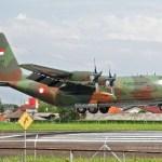 Força Aérea da Indonésia planeja comprar cinco novos aviões C-130 Hercules