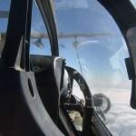 MARINHA: Esquadrão VF-1 realiza reabastecimento em voo com a primeira aeronave AF-1C modernizada