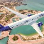 FARNBOROUGH: Wataniya Airways, do Kuwait, assina contrato para 10 aeronaves E195-E2