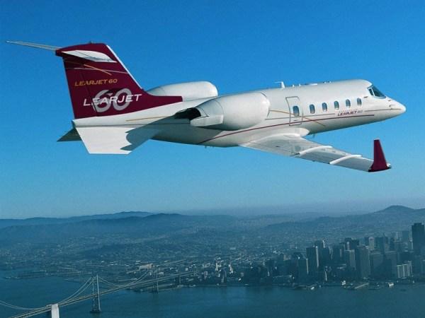 Learjet 60 1993 600x450 - Os 10 jatos executivos que revolucionaram o mercado nos últimos 30 anos