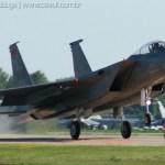 AIRVENTURE: EAA prepara grande presença de aeronaves militares dos EUA