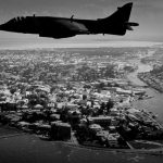 BELIZE: a Paz armada do Harrier
