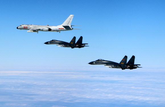 20180829000754 0 - Aeronave chinesa entra na zona de defesa aérea da Coreia do Sul