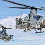 Bell fabricará 29 helicópteros AH-1Z adicionais para os Fuzileiros Navais dos EUA