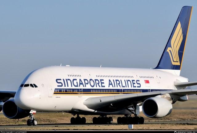 A380 - Um A380 vai ser vendido como fonte de peças