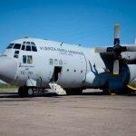 Força Aérea Argentina recebe primeiro C-130 modernizado totalmente no país
