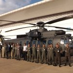 Exército Brasileiro recebe o seu 10º helicóptero H225M