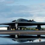 USAF termina primeira implantação de bombardeiros B-2 no Havaí