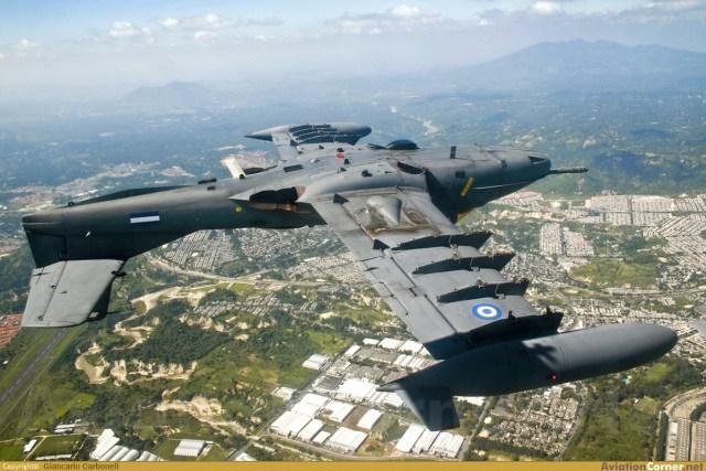 """A 37 invertido - """"A"""" de ataque: Cessna A-37 Dragonfly"""