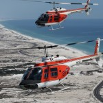 Marinha dos EUA continua investindo na frota de helicópteros TH-57 Sea Ranger