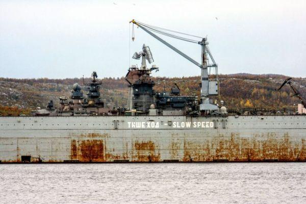 gettyimages 1055462794 600x400 - Porta-aviões russo Almirante Kuznetsov sofre sérios danos durante manutenção
