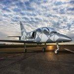 VÍDEO: Aero apresenta o primeiro L-39NG de série