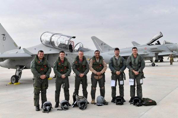 20181119 TourMedioOriente Qatar 12 600x400 - IMAGENS: Força Aérea Italiana conclui turnê de demonstrações pelo Oriente Médio