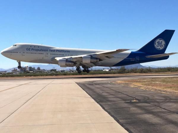 46294130 1960861180656639 8951762277900484608 n 600x450 - VÍDEO: Boeing 747 mais antigo em serviço é doado para museu no Arizona