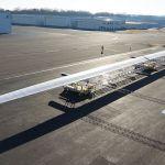 Aurora apresenta a Odysseus, a aeronave movida a energia solar que pode voar por meses