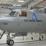 Northrop Grumman vai instalar sondas de reabastecimento em quatro E-2D Advanced Hawkeye