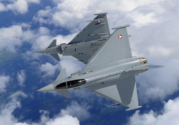 GLD 093724 600x420 - Áustria adia decisão sobre o que fazer com seus Eurofighters