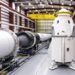 ESPAÇO: SpaceX prepara-se para lançar sua primeira espaçonave capaz de levar astronautas a Estação Espacial Internacional