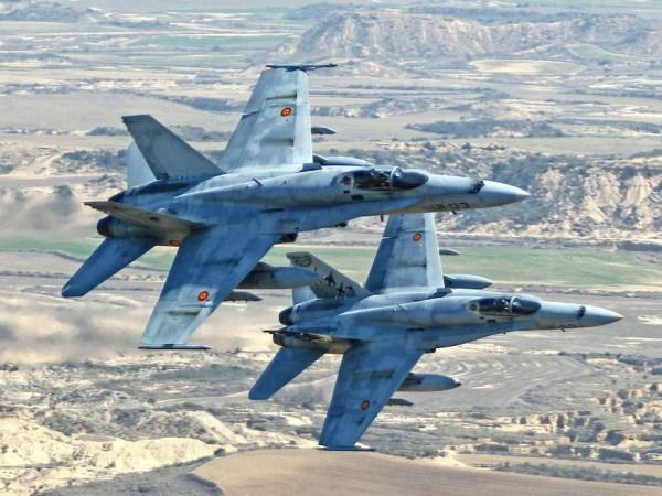vvs ispanii 0 600x450 - Espanha pede formalmente para entrar no programa do novo caça franco-alemão